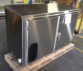 Stainless-Steel-Enclosure-with-Brushed-Finish